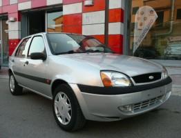Pendolino SRL - Ford Fiesta