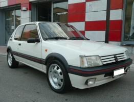 Pendolino SRL - Peugeot 205 gti